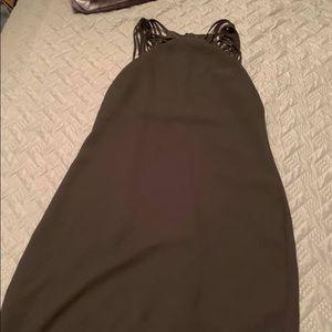 Boutique black dress